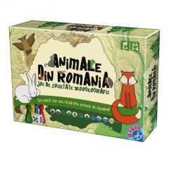 Joc de societate Animale din Romania, D-toys