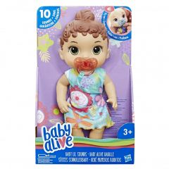 Baby alive: lil sounds (saten)