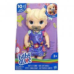 Baby alive: lil sounds (blond)