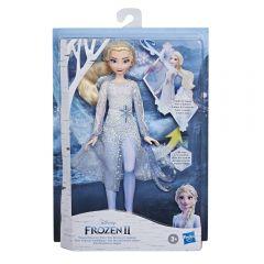 Frozen 2: Calatoria magica Elsa