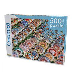 Puzzle Noriel Ceramica, 500 piese