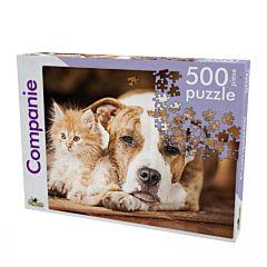 Puzzle Noriel Companie, 500 piese