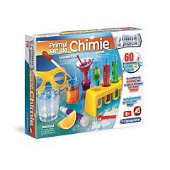 Primul set de chimie - Stiinta & joaca, Clementoni