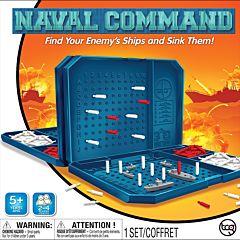 Joc de societate Naval Command