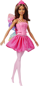 Papusa zana Barbie Dreamtopia, plastic, Multicolor