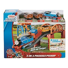 Set de joaca 3 in 1 Thomas & Friends TrackMaster