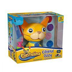 Set de joaca Catelul Ozzy cu plastilina Plastelino