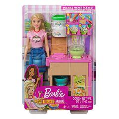 Set de joaca Papusa Barbie Pregateste Noodles