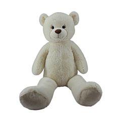 Urs de plus, 150 cm, Crem