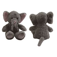 Elefant de plus, 60 cm, Gri