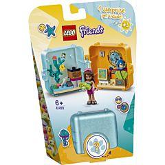 LEGO Friends Cubul jucaus de vara al Andreei 41410