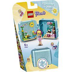 LEGO Friends Cubul jucaus de vara al Stephaniei 41411