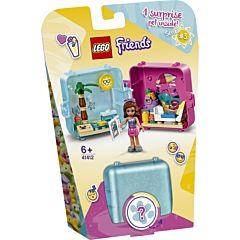 LEGO Friends Cubul jucaus de vara al Oliviei 41412
