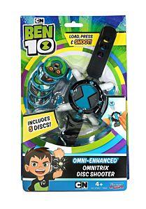 Ceas cu lansator de discuri Omnitrix Ben 10