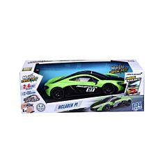 Masina McLaren, 1:14, frecventa 2.4 GHZ, plastic, Gri/Rosu