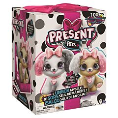 Jucarie plus animal de companie Present Pets, Roz