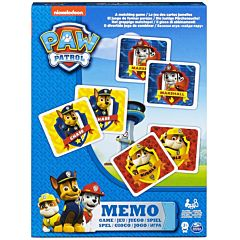 Joc de memorie Paw Patrol, 48 carduri