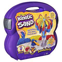 Kinetic Sand: Fantana de nisip