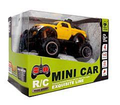 Camioneta cu R/C, 1:43, plastic, Multicolor