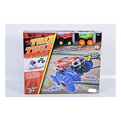 Set curse pe sfoara Piccolino, plastic, Multicolor