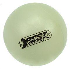 Set 6 mingi tenis masa Glow in the Dark Best Sporting, Verde