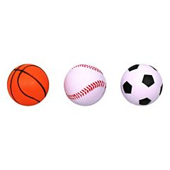 Set 3 mingi Best Sporting, PU/spuma, Multicolor