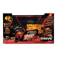 Masina cu radiocomanda iDrive Wild Tiger, 2.4Ghz, plastic, Multicolor