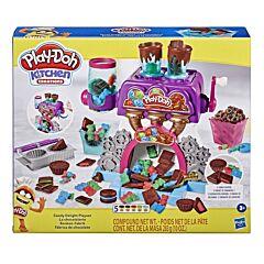 Set Play-Doh Fabrica de Ciocolata