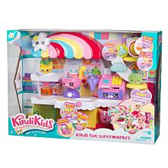 Cos de cumparaturi cu accesorii Kindi Kids