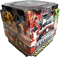 Set 12 figurine Pocket Titans