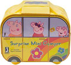 Set figurina ascunsa in masina Peppa Pig