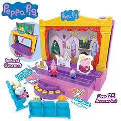 Set de joaca scena Peppa Pig