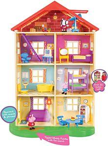 Set de joaca Casa Familiei Peppa Pig