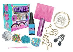 Set de creare unicorn Gemex, 50 pietricele