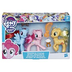 Set 3 figurine My Little Pony Equestria Friends I