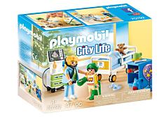 Jucarie Playmobil Camera copiilor din spital