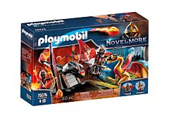 Jucarie Playmobil Set Banditii Burnham si Dragon