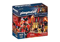 Jucarie Playmobil Set Maestrul Burnham al Focului