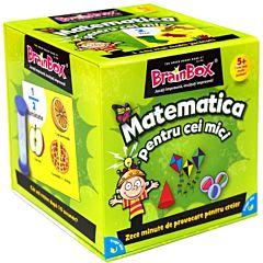 Joc educativ BrainBox - Matematica pentru cei mici