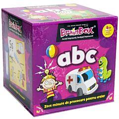 Joc educativ BrainBox - ABC