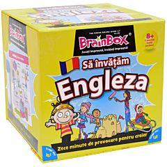 Joc educativ BrainBox - Sa invatam engleza