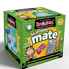 Joc educativ BrainBox - Sa invatam mate