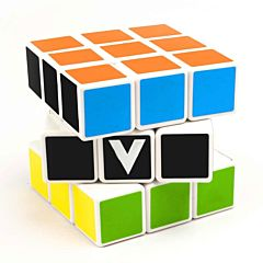 Cub V-Cube 3, 3x3x3, Multicolor