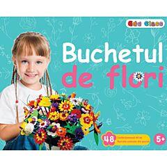 Set creativ Buchetul de flori Edu Class