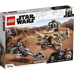 LEGO Star Wars Probleme pe Tatooine 75299