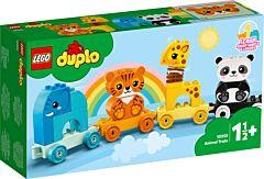 LEGO Duplo Tren cu animale 10955