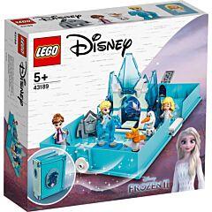 LEGO Disney Elsa si Nokk 43189