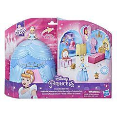 Set Disney Princess Secret Styles Povestea Cenusaresei, plastic, Multicolor