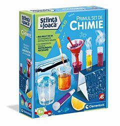 Set Stiinta & Joaca - Primul set de chimie