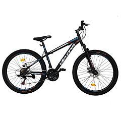 """Bicicleta de munte 26"""" V2610A Rich, Negru/Alb/Portocaliu"""